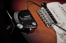 Fishman TriplePlay Wireless Midi Guitar Controller includes loads of software